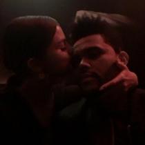 La primera foto que The Weeknd sube con Selena Gomez a Instagram