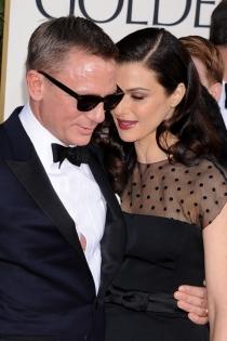 Parejas que no pegan: Rachel Weisz y Daniel Craig