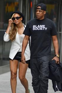 Parejas que no pegan: Beyoncé y Jay Z
