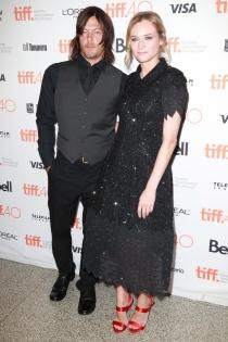 Parejas que no pegan: Diane Kruger y Norman Reedus