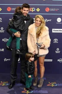 Parejas que no pegan: Shakira y Piqué