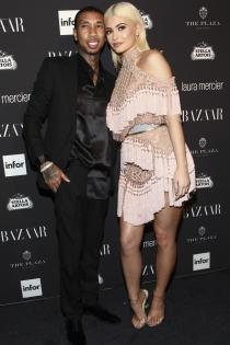 Parejas que no pegan: Tyga y Kylie Jenner