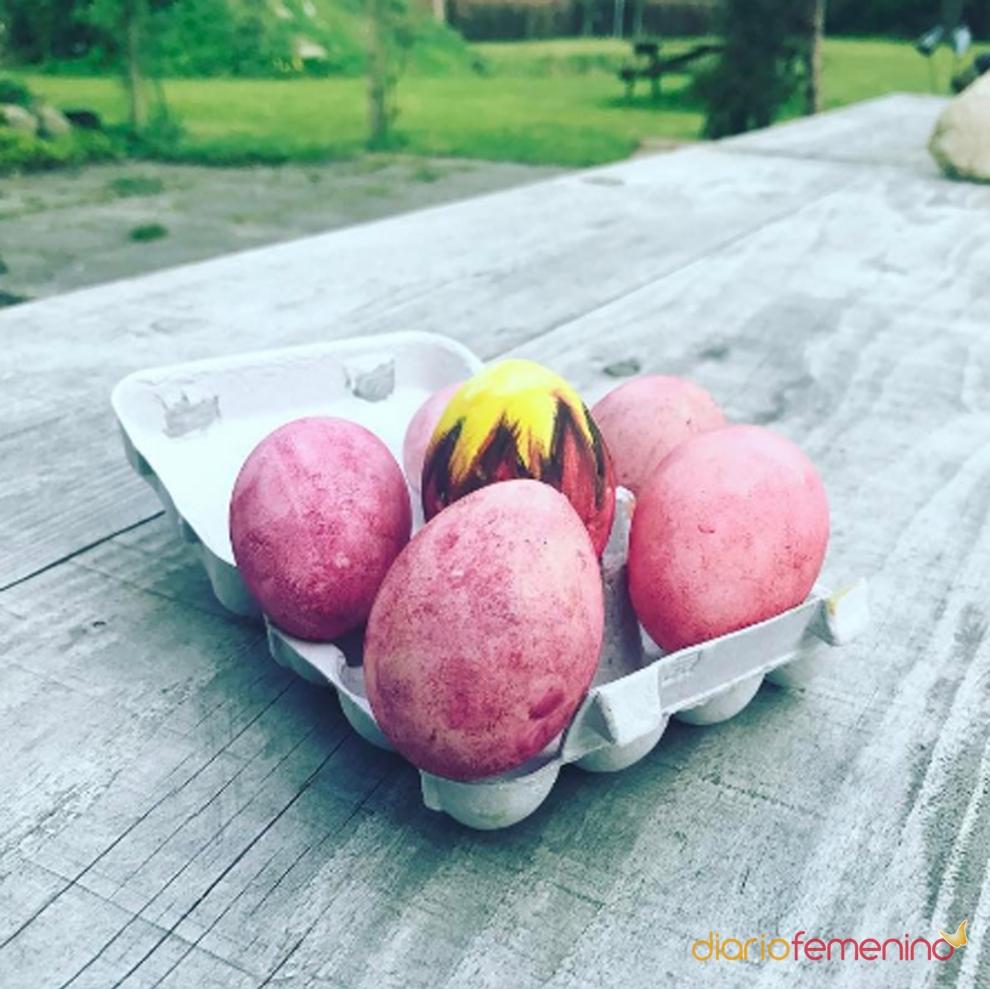 Los huevos de Pascua de Doutzen Kroes