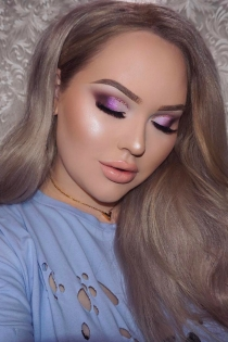 Un maquillaje muy 'candy' de Nikkie Tutorials