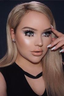 El poder del maquillaje de Nikkie Tutorials