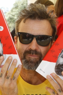 Día del Libro: Pau Donés, orgulloso