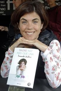 Día del Libro: Samanta Villar con su creación