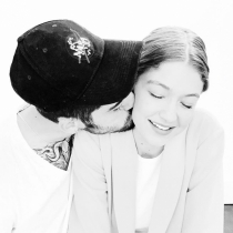 Zayn y Gigi: un amor 2.0 en las redes