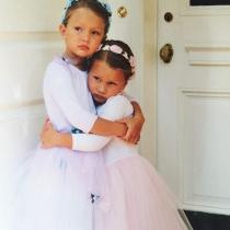 Las princesas de la familia Hadid