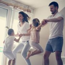 Consejos contra el estrés: pasa tiempo con tu familia