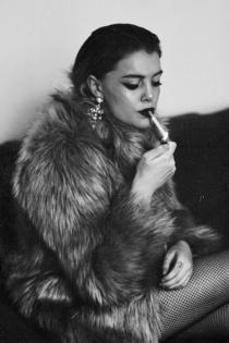 Glamour para Gigi Vives en Instagram