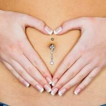 Piercings dolorosos: Piercing en el ombligo