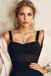 Los posados más sexys de Rosanna Zanetti