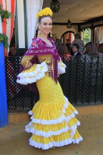 Feria de Abril 2017: Marta Hazas