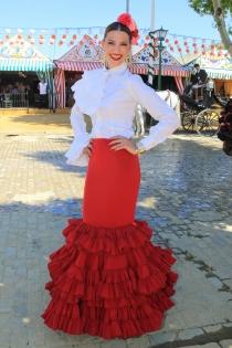 Feria de Abril 2017: Laura Sánchez