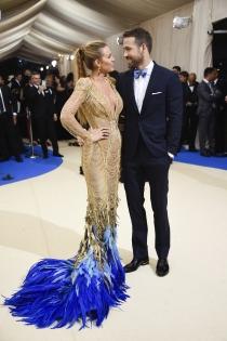 Momentazos MET 2017: el vestidazo de Blake y la indescriptible pajarita de Ryan