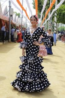 Feria de Abril 2017: Raquel Bollo