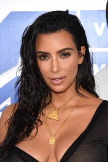 Famosos religiosos: Kim Kardashian