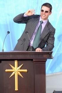 Famosos religiosos: Tom Cruise