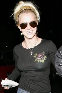 Famosos religiosos: Britney Spears
