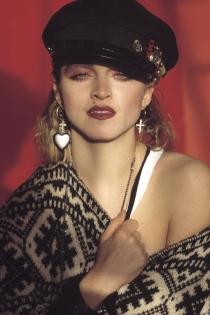 Famosos religiosos: Madonna
