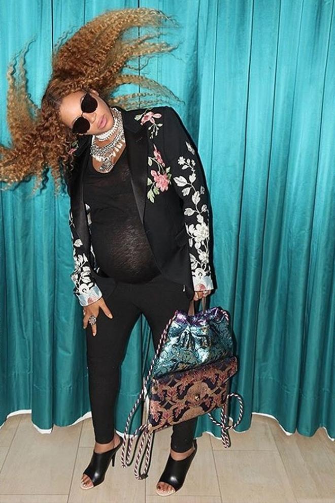 Beyoncé embarazada: sus mejores looks
