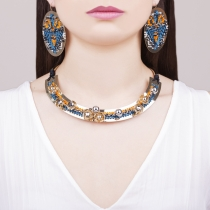 Choker Indian Summer de Tess