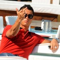 Famosos cabreados con la prensa: Cristiano Ronaldo
