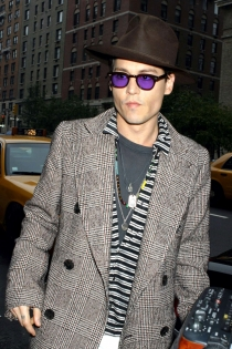 Johnny Depp, abandona la perilla