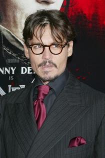 Johnny Depp, buenos tiempos para el actor