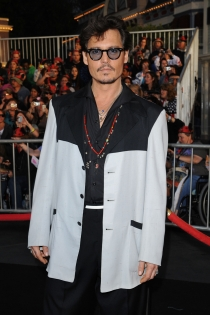 Johnny Depp, pirata que enamora