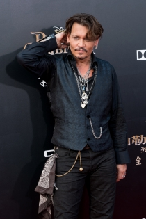Johnny Depp, el eterno heartbreaker de Hollywood