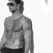 Famosos que suben la temperatura: Ricky Martin