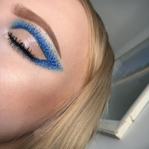 Eyeliner de fantasía: Total look