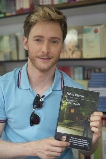 Día del Libro: Pablo Rivero y su debut