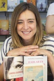 Día del Libro: Sandra Barneda, sus cuatro creaciones