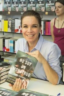 Día del Libro: 'No soy un monstruo' de Carme Chaparro