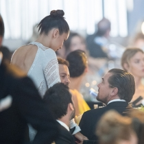 Bella Hadid y Leo DiCaprio... ¿juntos?