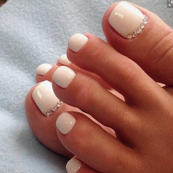 Uñas para una novia - Divertidas ideas para pintarte las uñas de los ...