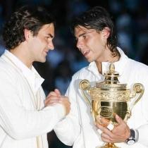 Rafa Nadal y Roger Federer, rivales y amigos