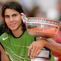 Rafa Nadal gana su primer Roland Garros
