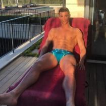 Cristiano Ronaldo, solo para ti