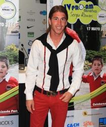 Sergio Ramos, su particular estilo
