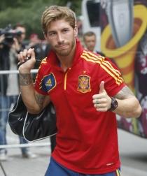 Sergio Ramos, dice adiós al pelo largo