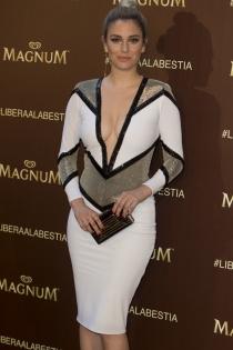 Blanca Suárez, deslumbrante