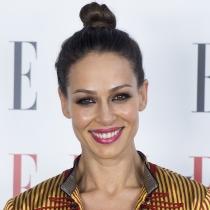 Moño de bailarina como Eva González