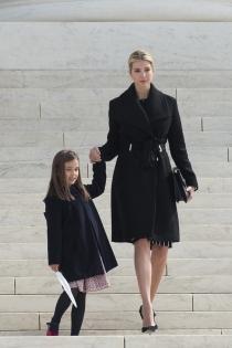 Ivanka Trump, su pequeña gran princesa