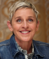 Ellen Degeneres, la lesbiana más poderosa de EE. UU.
