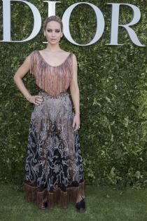 Jennifer Lawrence, mezcla estilos