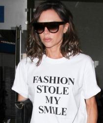Victoria y la moda